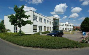 优卡德国办公室和实验室变迁